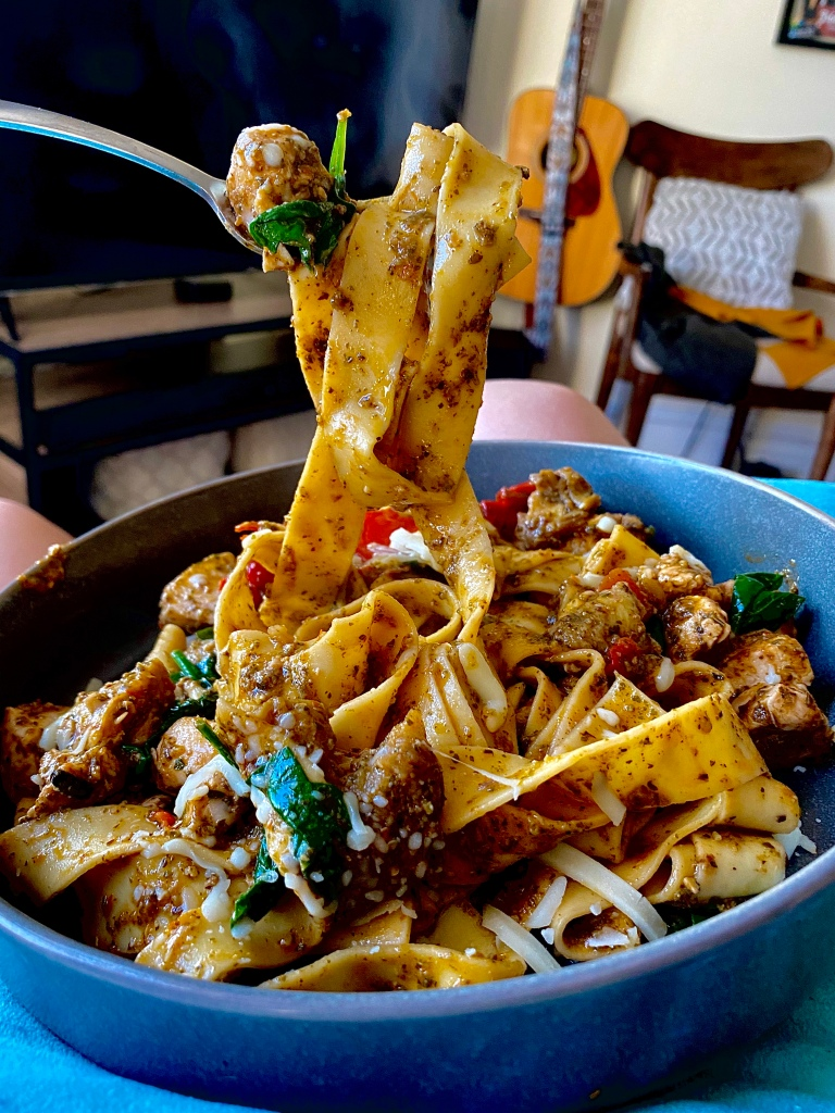 Egg Pappardelle Pasta