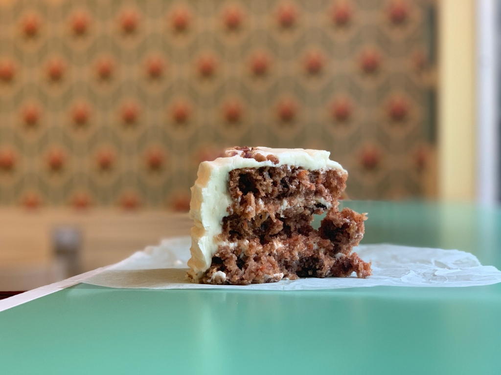 Billy's Bakery Carrot Cake