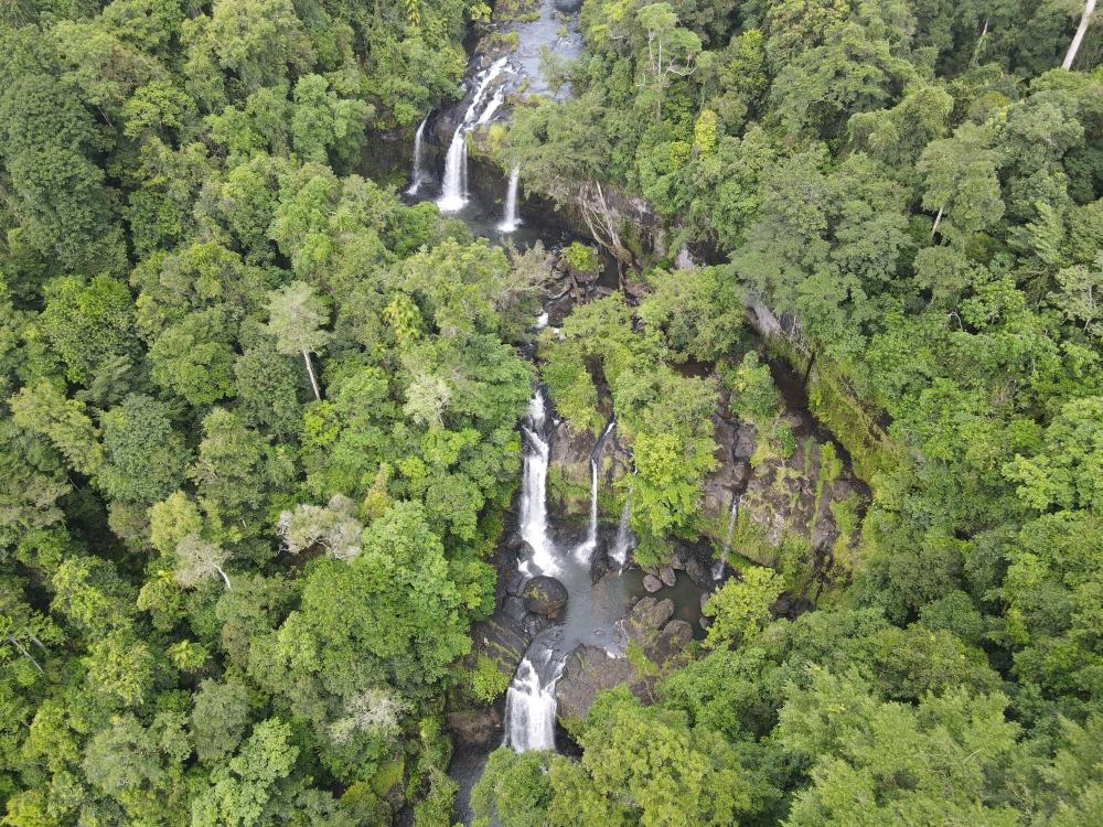 Tchupala Falls